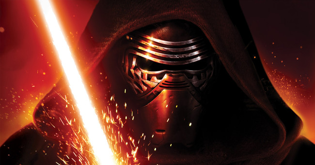NEW PROMO ART FEATURING EPISODE VII'S MAIN VILLAIN HAS BEEN RELEASED