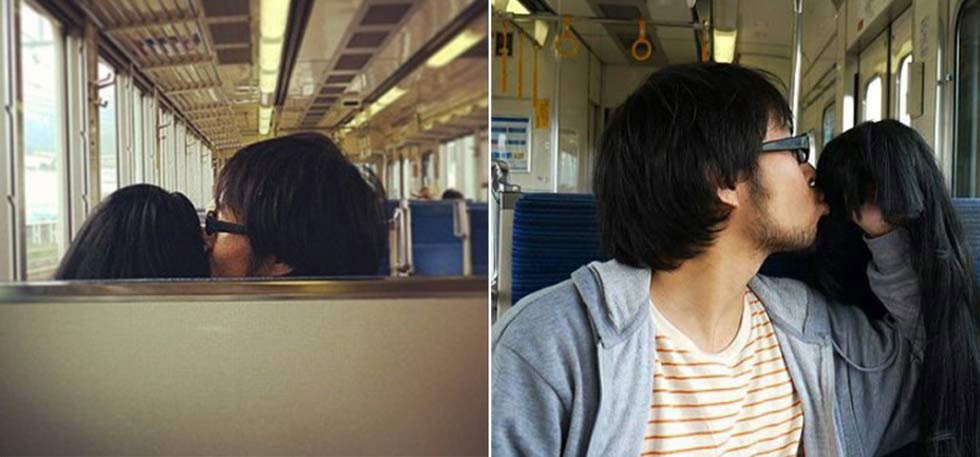 Meet Japanese Photographer Keisuke Jinushi Who Has Taken 'Forever Alone' To A Whole New Level
