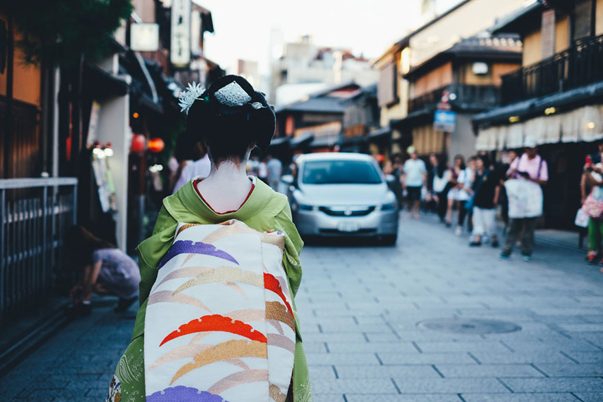 Japanese Photographer Documents The Beauty Of Everyday Life In Japan