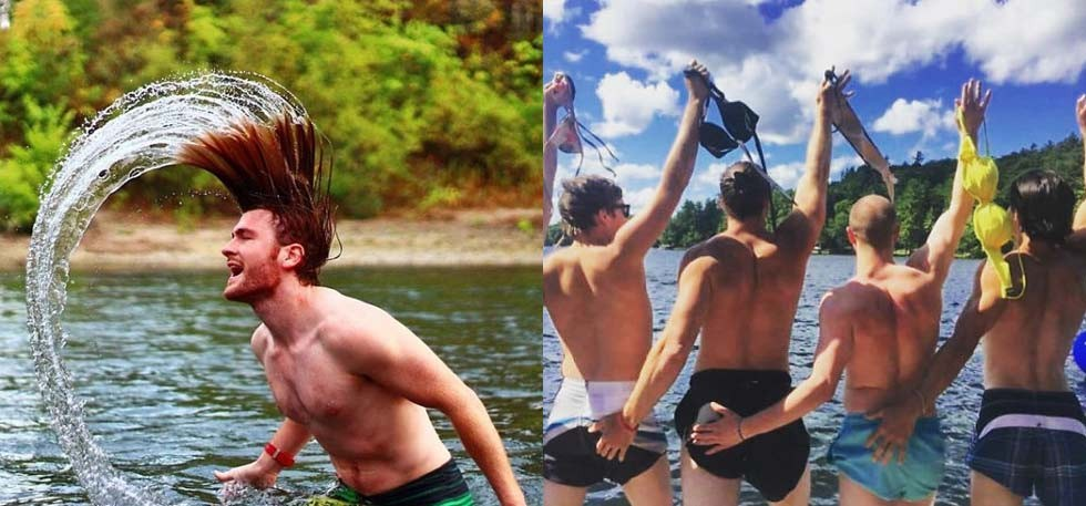 Some Men Are Imitating Women's Most Cliched Photos On Instagram, And Are Totally Slaying It