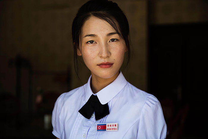 Photographer Photographed Women In North Korea To Show That Beauty Is Everywhere