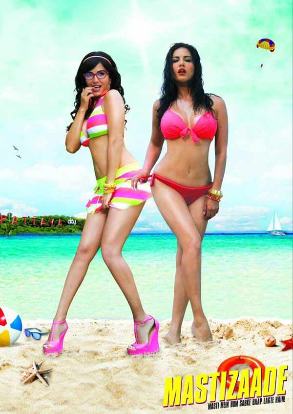 Watch the motion poster of Sunny Leone's  comedy 'Mastizaade'