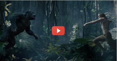The Legend of Tarzan – Official Teaser Trailer