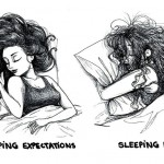 Women's Everyday Problems Illustrated By Romanian Artist | Really Funny