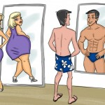 Women VS Men: 14 Differences Between Genders Illustrated By Adme ,for Fun