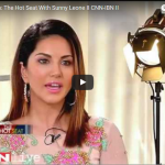 Jerk Journalist Invited Sunny Leone To His Show Only To Judge & Insult Her. Here's The Full Interview