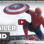 Captain America: Civil War Official Trailer #2 (2016) – Spidey is here !
