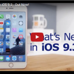 What's New in iOS 9.3 – Out Now!