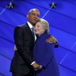 Obama And Clinton's Hug Was Perfect, Until Internet Trolls Ruined Everything