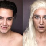 "This Artist Become Any ""Game Of Thrones Character"" Using Only Make Up"