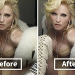 Checkout , Celebrities Before And After Photoshop Who Set Unrealistic Beauty Standards