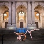 Dancers Strip Down For Stunning Photos In NYC (NSFW)