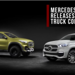 Mercedes just announced their first 2 pickup trucks – and it's gorgeous