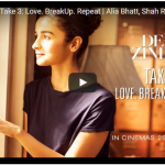 Dear Zindagi Take 3: Love. BreakUp. Repeat | Alia Bhatt, Shah Rukh Khan
