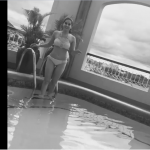 Latest Pool Splash by Sunny Leone – now getting viral on Internet