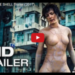 GHOST IN THE SHELL | Official Trailer |  Scarlett Johansson