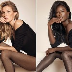 Black Model Recreates Famous Fashion Campaigns To Highlight Lack Of Diversity In Fashion Industry