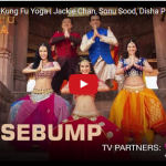 Goosebump  song from movie  Kung Fu Yoga | Jackie Chan, Sonu Sood, Disha Patani