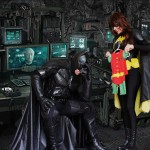"Couple Announces They're Expecting ""A Sidekick"" As Batman And Batgirl"