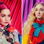 Game Of Thrones Characters Like You Haven't Seen Before In A Psychedelic Photoshoot