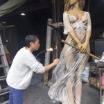 Artist Creates Life-Size Sculptures Of Women Inspired By Renaissance Art