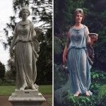 Artist Jane Long Colorize 19th Century Statues To Make Them Come To Life