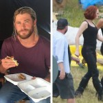 Photos Of Avengers With Their Stunt Doubles That Instantly Make The Actors Less Cool