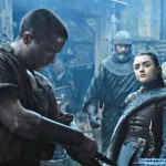 Maisie Williams Responds To Her Intimate Scene In The Latest GoT Episode