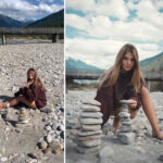 Artist Shows The Behind-The-Scenes Of Pitch-Perfect Instagram Photos