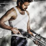 Thalapathy 65 first look: Vijay is a shotgun-wielding 'Beast'