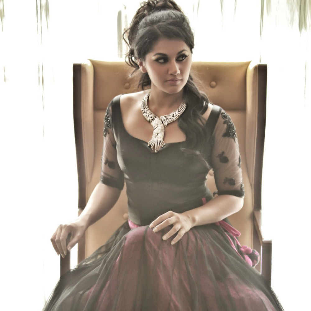 Hot and cute Taapsee Pannu photo shoot collection