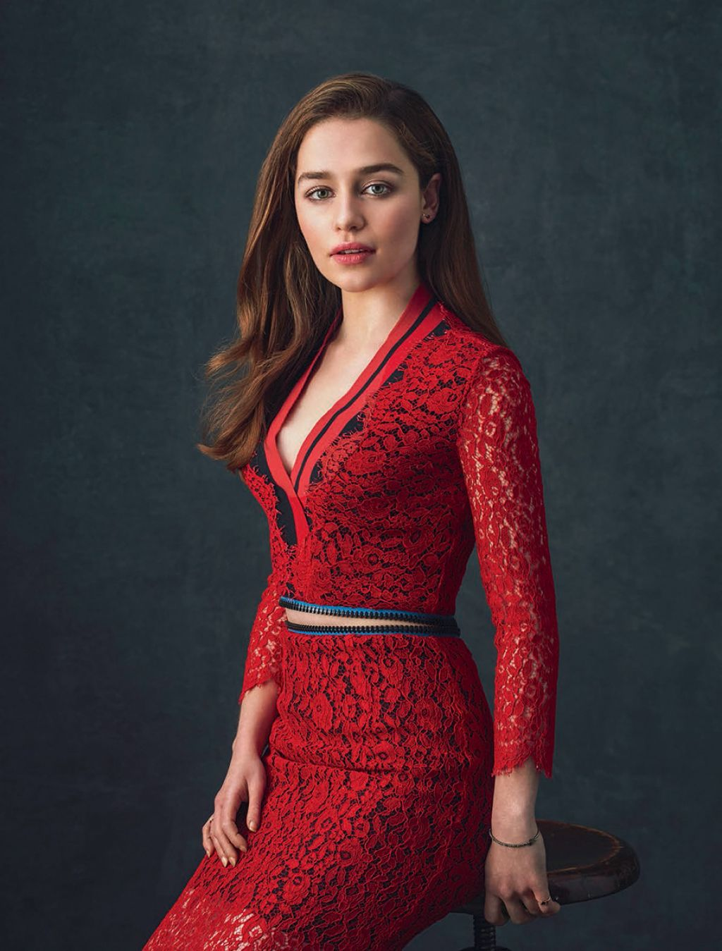 Emilia Clarke – Esquire's Gorgeous Woman Alive